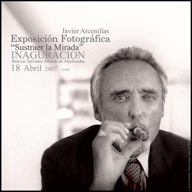 Exposición :: Sustraer la mirada de Javier Arcenillas
