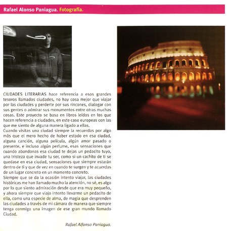 Exposición :: Ciudades literarias