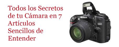 artículo sobre el funcionamiento de una cámara de fotos