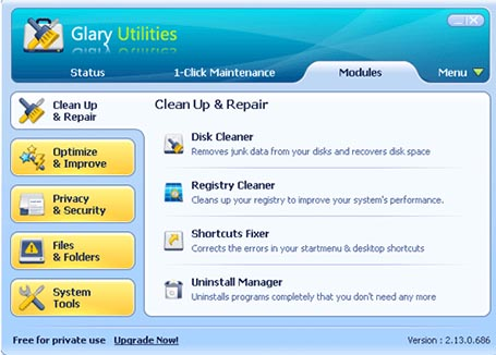 Programitas: Glary Utilities