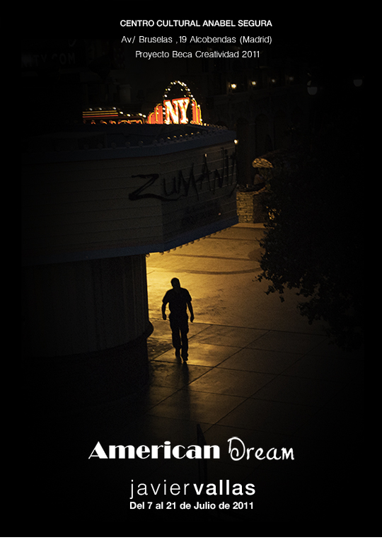 American Dream by Javier Vallas