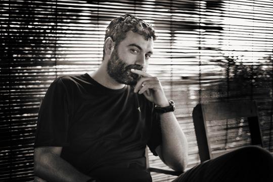 Retrato de Javier Arcenillas
