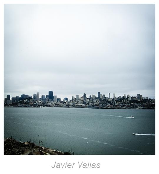 fotografía realizada en la isla de Alcatraz en San Francisco (California), vista de San Francisco desde la cárcel